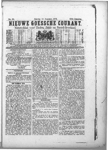 Nieuwe Goessche Courant 1876-08-15