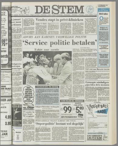 de Stem 1987-02-12