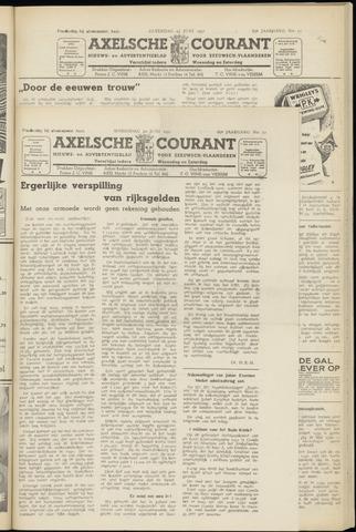 Axelsche Courant 1951-06-20