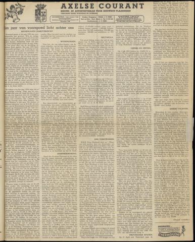 Axelsche Courant 1955