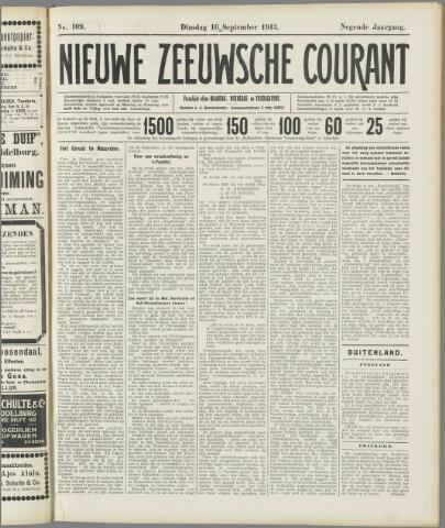 Nieuwe Zeeuwsche Courant 1913-09-16