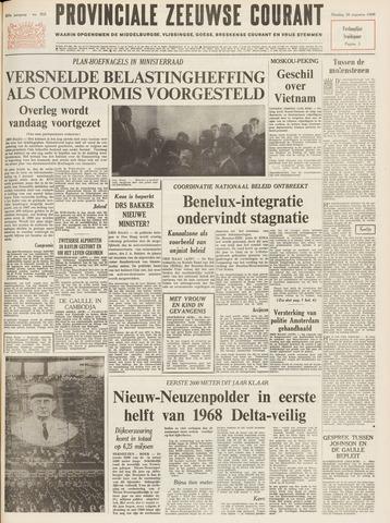 Provinciale Zeeuwse Courant 1966-08-30