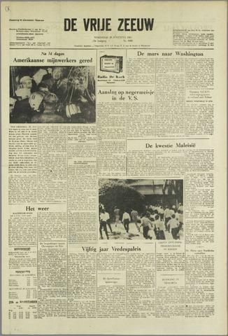 de Vrije Zeeuw 1963-08-28