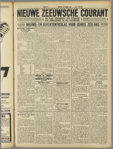Nieuwe Zeeuwsche Courant 1930-03-25