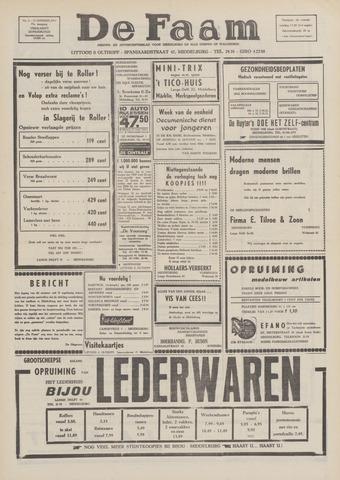 de Faam en de Faam/de Vlissinger 1969-01-23