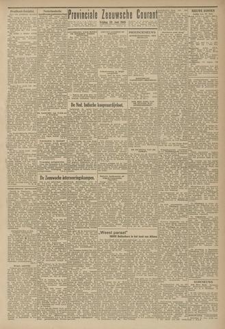 Provinciale Zeeuwse Courant 1945-06-22
