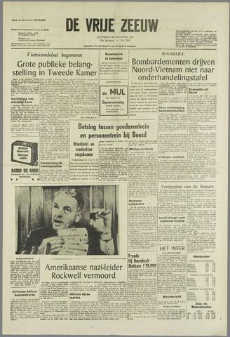 de Vrije Zeeuw 1967-08-26