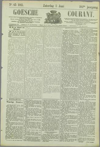 Goessche Courant 1915-06-05