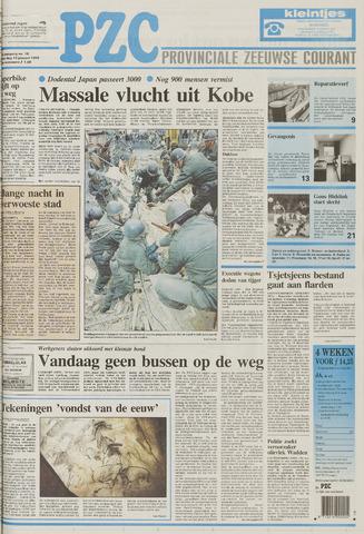 Provinciale Zeeuwse Courant 1995-01-19