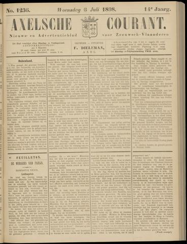 Axelsche Courant 1898-07-06
