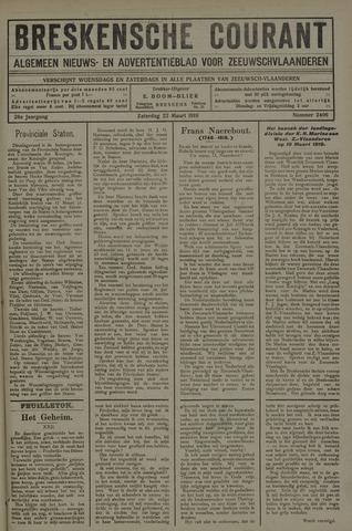 Breskensche Courant 1919-03-22