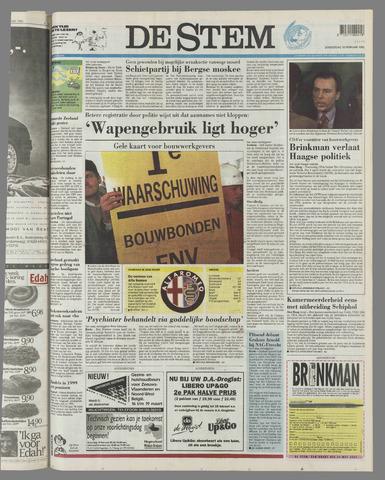 de Stem 1995-02-16