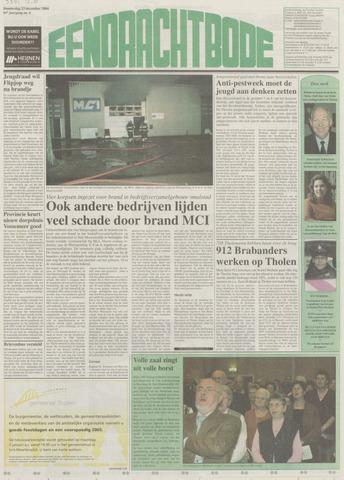 Eendrachtbode (1945-heden)/Mededeelingenblad voor het eiland Tholen (1944/45) 2004-12-23