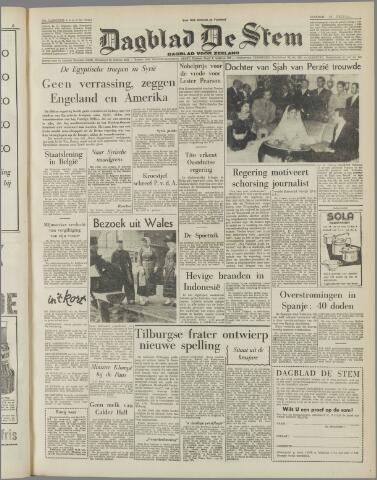 de Stem 1957-10-15