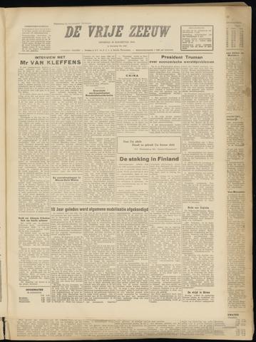 de Vrije Zeeuw 1949-08-30