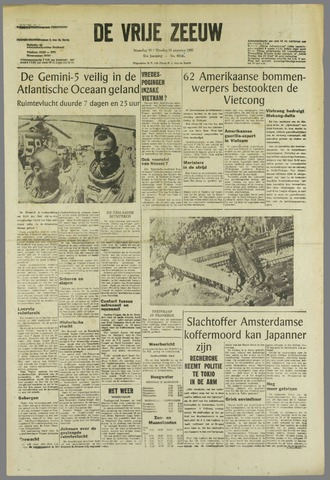 de Vrije Zeeuw 1965-08-30