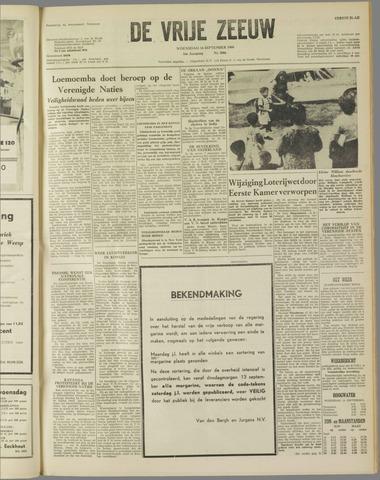 de Vrije Zeeuw 1960-09-14