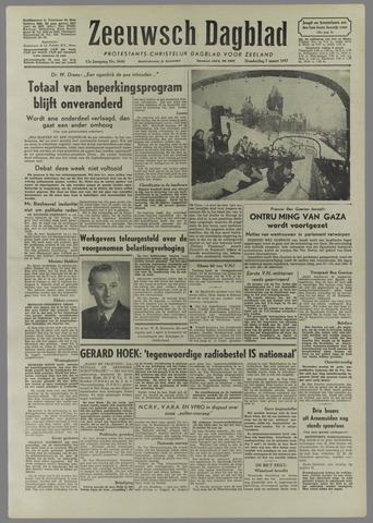 Zeeuwsch Dagblad 1957-03-07