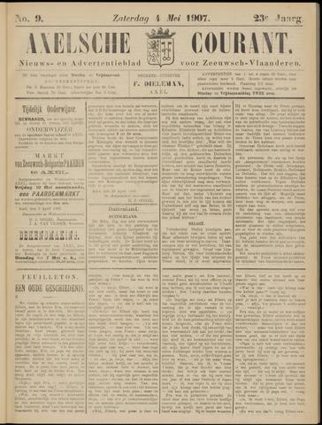 Axelsche Courant 1907-05-04