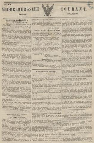 Middelburgsche Courant 1851-08-30
