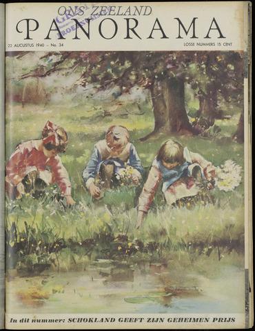 Ons Zeeland / Zeeuwsche editie 1940-08-22