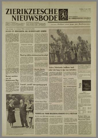 Zierikzeesche Nieuwsbode 1965-06-04