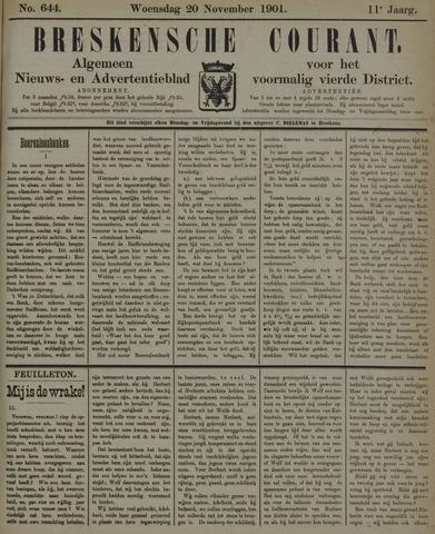 Breskensche Courant 1901-11-20