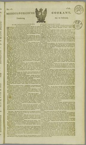 Middelburgsche Courant 1825-02-10