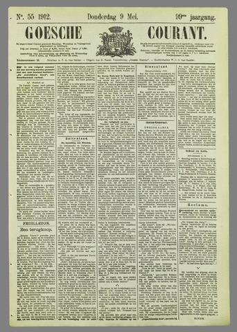Goessche Courant 1912-05-09