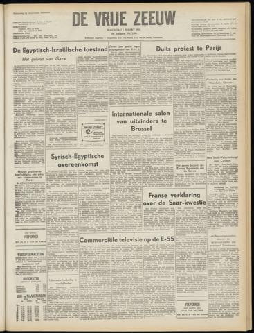 de Vrije Zeeuw 1955-03-07