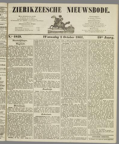 Zierikzeesche Nieuwsbode 1861-10-02