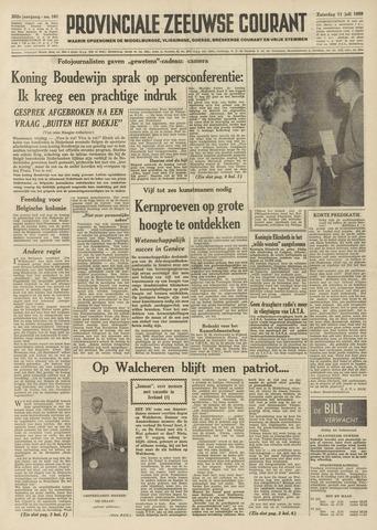 Provinciale Zeeuwse Courant 1959-07-11