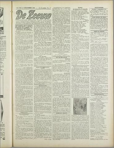 De Zeeuw. Christelijk-historisch nieuwsblad voor Zeeland 1943-12-17
