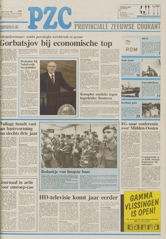 Provinciale Zeeuwse Courant 1991-06-06