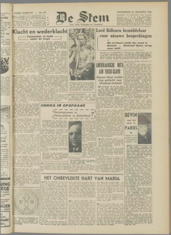 de Stem 1946-08-22