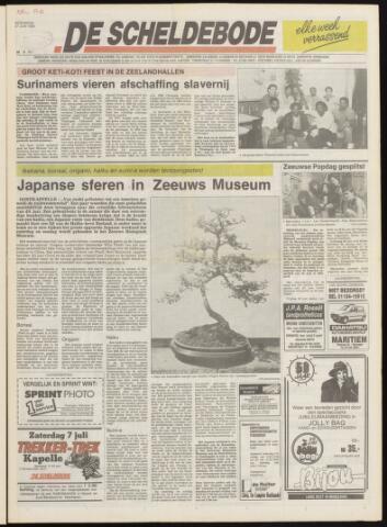 Scheldebode 1990-06-21