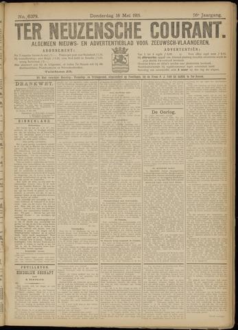 Ter Neuzensche Courant. Algemeen Nieuws- en Advertentieblad voor Zeeuwsch-Vlaanderen / Neuzensche Courant ... (idem) / (Algemeen) nieuws en advertentieblad voor Zeeuwsch-Vlaanderen 1916-05-18
