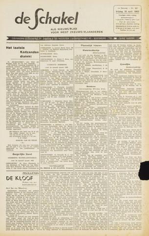 De Schakel 1963-04-19