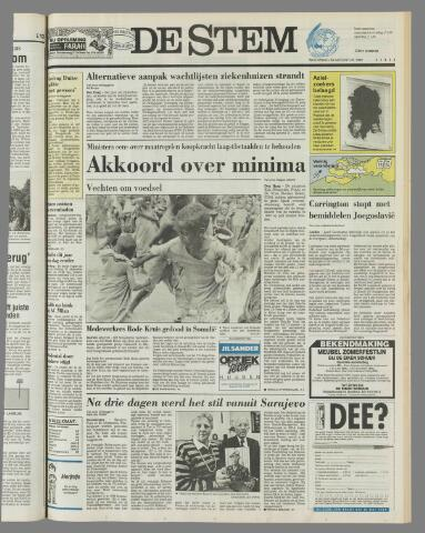 de Stem 1992-08-26
