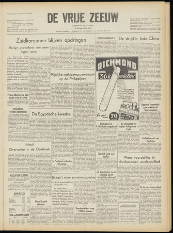 de Vrije Zeeuw 1953-07-18