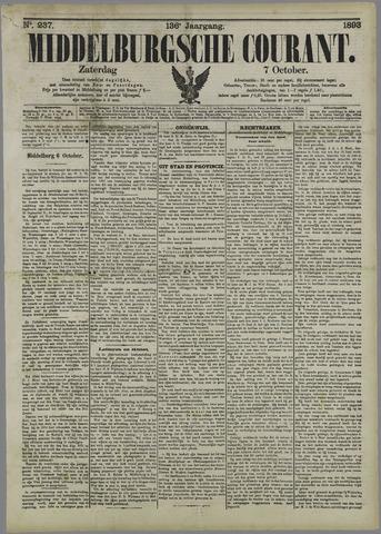 Middelburgsche Courant 1893-10-07