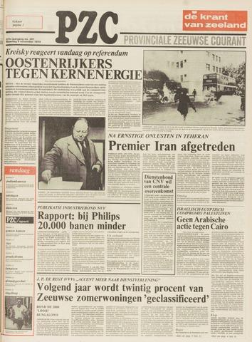 Provinciale Zeeuwse Courant 1978-11-06
