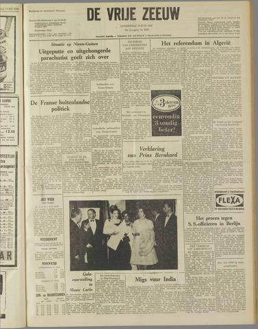 de Vrije Zeeuw 1962-06-14