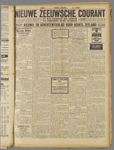 Nieuwe Zeeuwsche Courant 1924-06-14