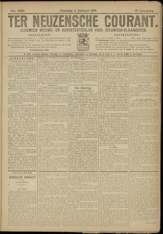 Ter Neuzensche Courant. Algemeen Nieuws- en Advertentieblad voor Zeeuwsch-Vlaanderen / Neuzensche Courant ... (idem) / (Algemeen) nieuws en advertentieblad voor Zeeuwsch-Vlaanderen 1916-01-11