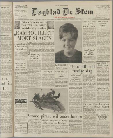 de Stem 1965-01-19