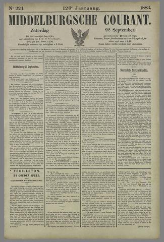 Middelburgsche Courant 1883-09-22