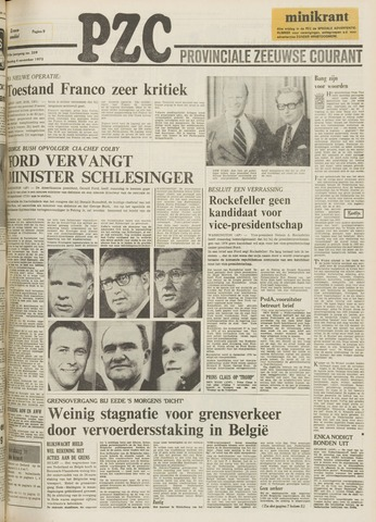 Provinciale Zeeuwse Courant 1975-11-04
