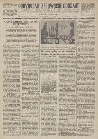 Provinciale Zeeuwse Courant 1941-06-30