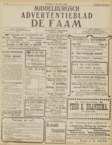 de Faam en de Faam/de Vlissinger 1915-11-17